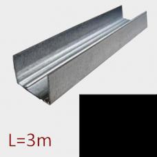 Профиль ПН-4 75/40 L=3м
