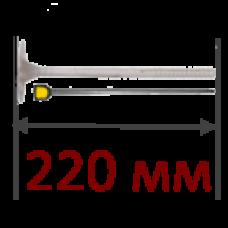 Дюбель для изоляции 220мм (стальной гвоздь)