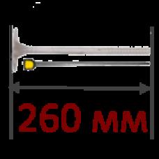 Дюбель для изоляции 260мм (стальной гвоздь)