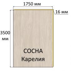 ЛДСП 16x3500x1750мм Сосна Карелия